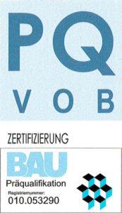PQ-VOB-Zertifizierung